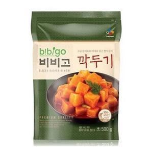 CJ Kakdugi Cubed Radish Kimchi 500g