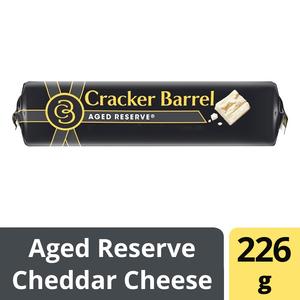 Cracker Barrel Aged Reserve Cheddar Cheese 226g