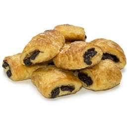 Chocolate Small Croissant 8pcs