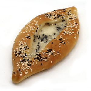 Mini Cheese Manakish 1pc