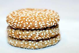 Sesame Biscuit 1pc