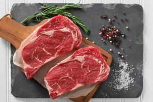 New Zealand Rib Eye Steak 500g