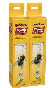 Goodbye Flyaing Insect Trap Twin Pack 2pack
