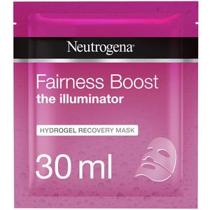 Neutrogena Face Mask Sheet The Illuminator Fairness Boost Hydrogel Recovery 3x30ml