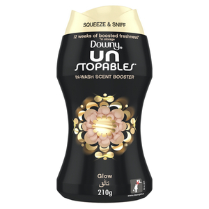Downy Unstopables Glow Scent Booster Beads 210g