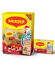 Maggi Chicken Stock 24x20g