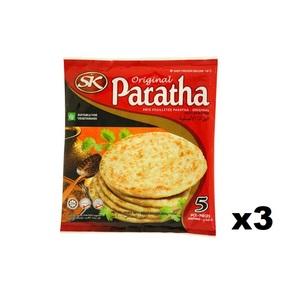Sk Kitchen Puff Paratha 3x400g
