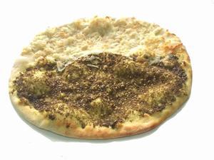 Al Qarya Cheese Zaatar Manakish 1pc