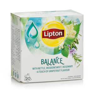Lipton Infusion Do The Detox Tea 20s