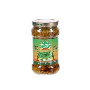Mehran Chilli Pickle 340g