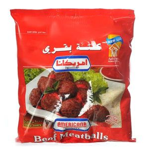 Americana Beef Meat Balls 1kg