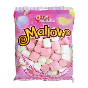 Tians Marshmallow Pink & White 500g