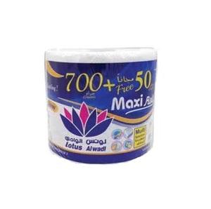 Maxi Rolls Free Lotus 700g+50g