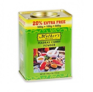 Mother's Recipe Curry Powder 500g