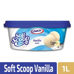 Soft Scoop Vanilla 1L