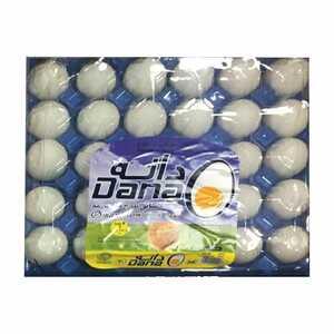 Fresh Egg Medium Shrink Brown/White 30s