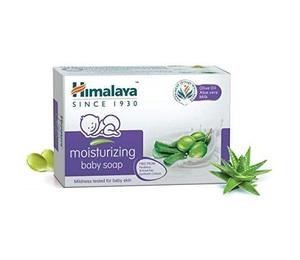 Himalaya Moist Baby Soap With Aloe Vera 75g