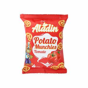 Aladdin Potato Crunchies Tomato 15g