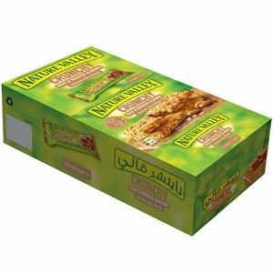 Nature Valley Crunchy Granola Bars Roasted Almond Box 18x42g