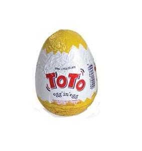 Balaban Toto Choco Egg 20g