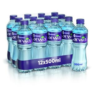 Arwa Alkaline Water 12x500ml