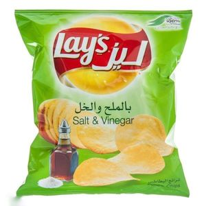 Lays Chips Salt & Vinegar 14g