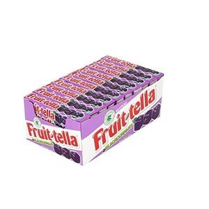 Fruittella Black Currant 20x36g