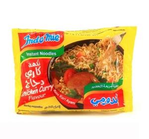 Indomie Instant Noodles Chicken Curry 75g