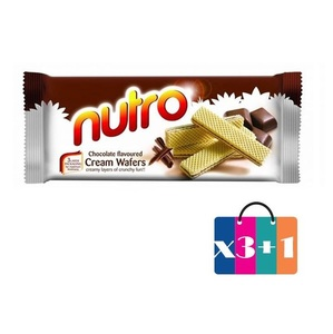 Nutro Wafer Assorted 4x150g