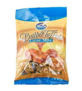 Butter Toffee Milk Leche 150g
