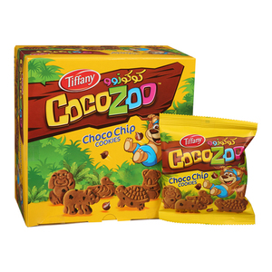 Tiffany Cocozoo Chocolate Biscuits 30g