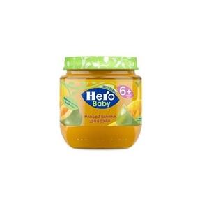 Hero Baby Mango Banana 125g