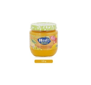 Hero Baby Mixed Fruits With Cereals 125g