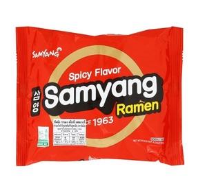 Samyang Noodles Spicy 5x120g