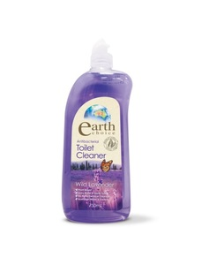 Earth Choice Toilet Cleaner Wild Lavender 750ml