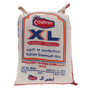Country Xl Basmatic Rice 20kg