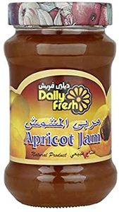 Daily Fresh Jam Apricot 450g