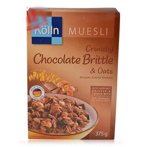 Kolln Musli Crunchy Cho Brittle & Oats 375g