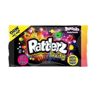 Bazooka Rattlerz Fruity Candies 40g