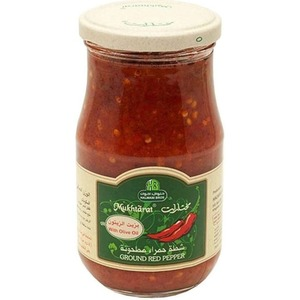 Ground Red Pepper In Olive Oil 750g