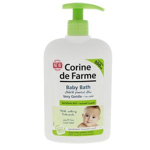 Cdf Baby Bath Sulfate Free 500ml