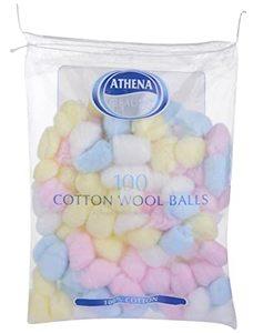 Alpha Cosmatic Cotton Balls 100s