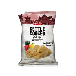 Kettle Master Cooked Chips Sweet Chilli Pepper 45g