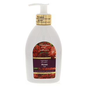 Alchimia Nat Antibac Liquid Soap Rose 300ml