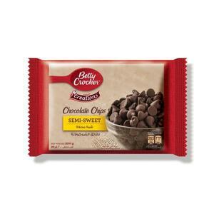 Betty Crocker Semi Sweet Chocolate Chips 200g