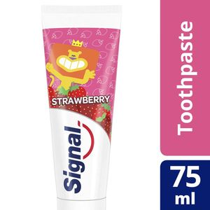 Signal Kids 26 Years Toothpaste Strawberry 75ml