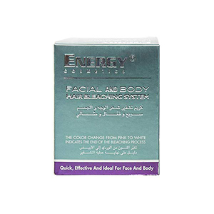 Energy Facial Bleaching System 1pc