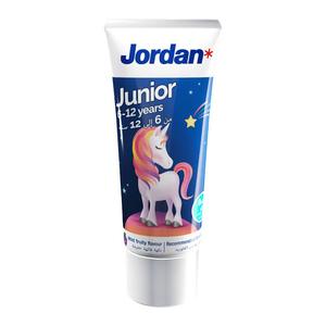 Jordan Junior Toothpaste 50ml