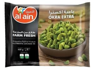 Al Ain Okra Extra 400g