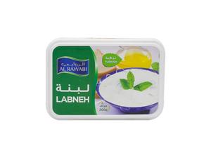 Al Rawabi Turkish Labneh Full Fat 200g